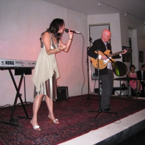 "Ed & May Ling Perform ""Only An Angel"" at Night of Awareness"