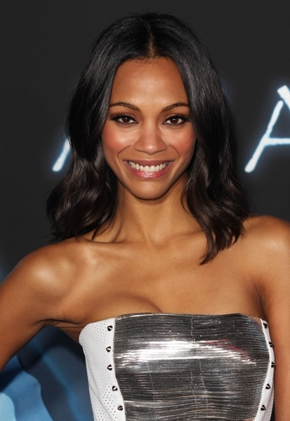 4) zoe saldana avatar, the losers, star trek, she definitely acquires the ...