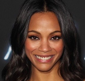 Avatar star Zoe Saldana photographed by Art Streiber @ BMS