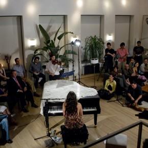 Vanessa Carlton Salon- Culture Catch Event