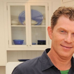 Bobby Flay shoots at BMS