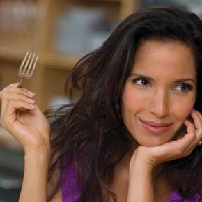 """Top Chef"" Padma Lakshmi at BMS"