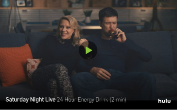 "Saturday Night Live ""24 Hour Energy Drink"""