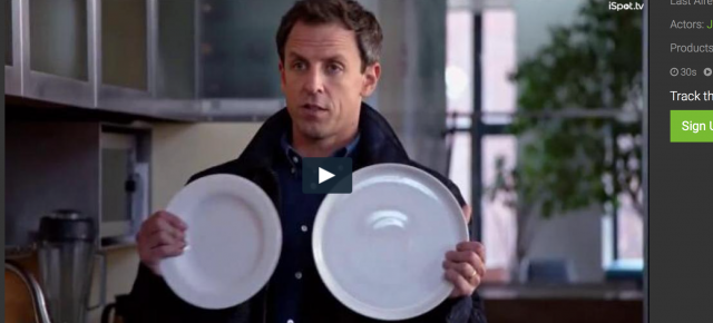 Amazon Christmas Commercial with Late Night Seth Meyers at BMS