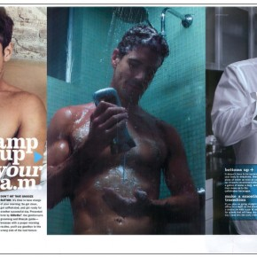 GQ publishes Shoot from July
