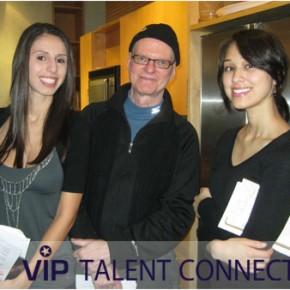 VIP Talent Connect at Bennett Media Studio