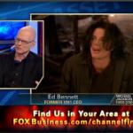Ed Bennett discusses Michael Jackson on FOX Network.