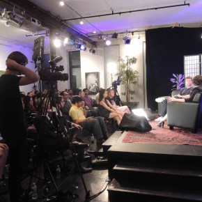 PandoDaily Live Streamed at Bennett Media Studio
