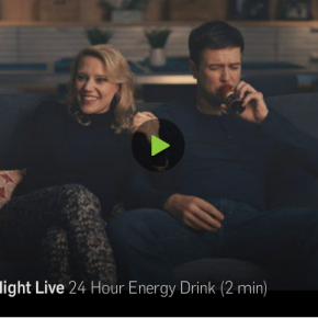 """Saturday Night Live """"24 Hour Energy Drink"""""""